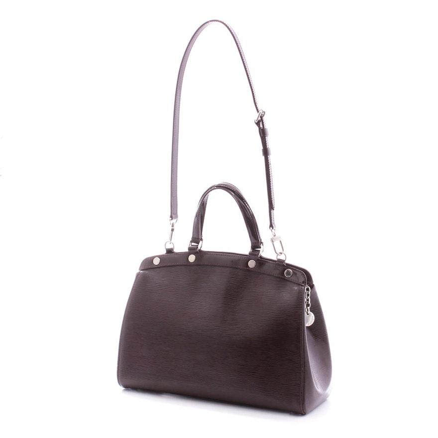 410c6ff5c36 Louis Vuitton Brea MM Amarante Electric Epi Leather Shoulder Bag : EBTH