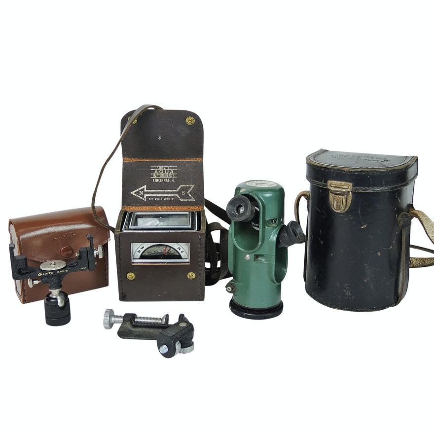 Surveyor Equipment and Instruments