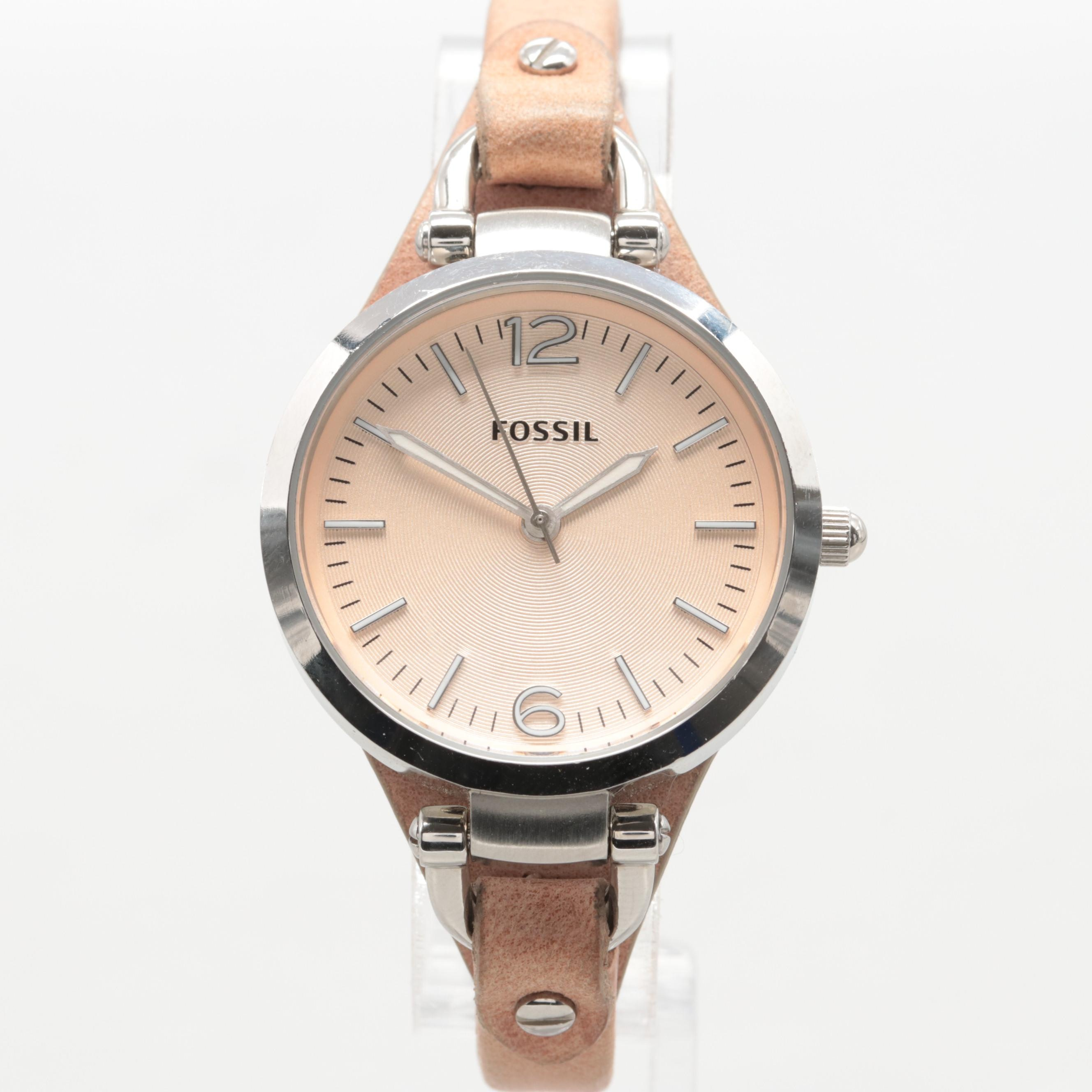Fossil Georgia Quartz Wristwatch