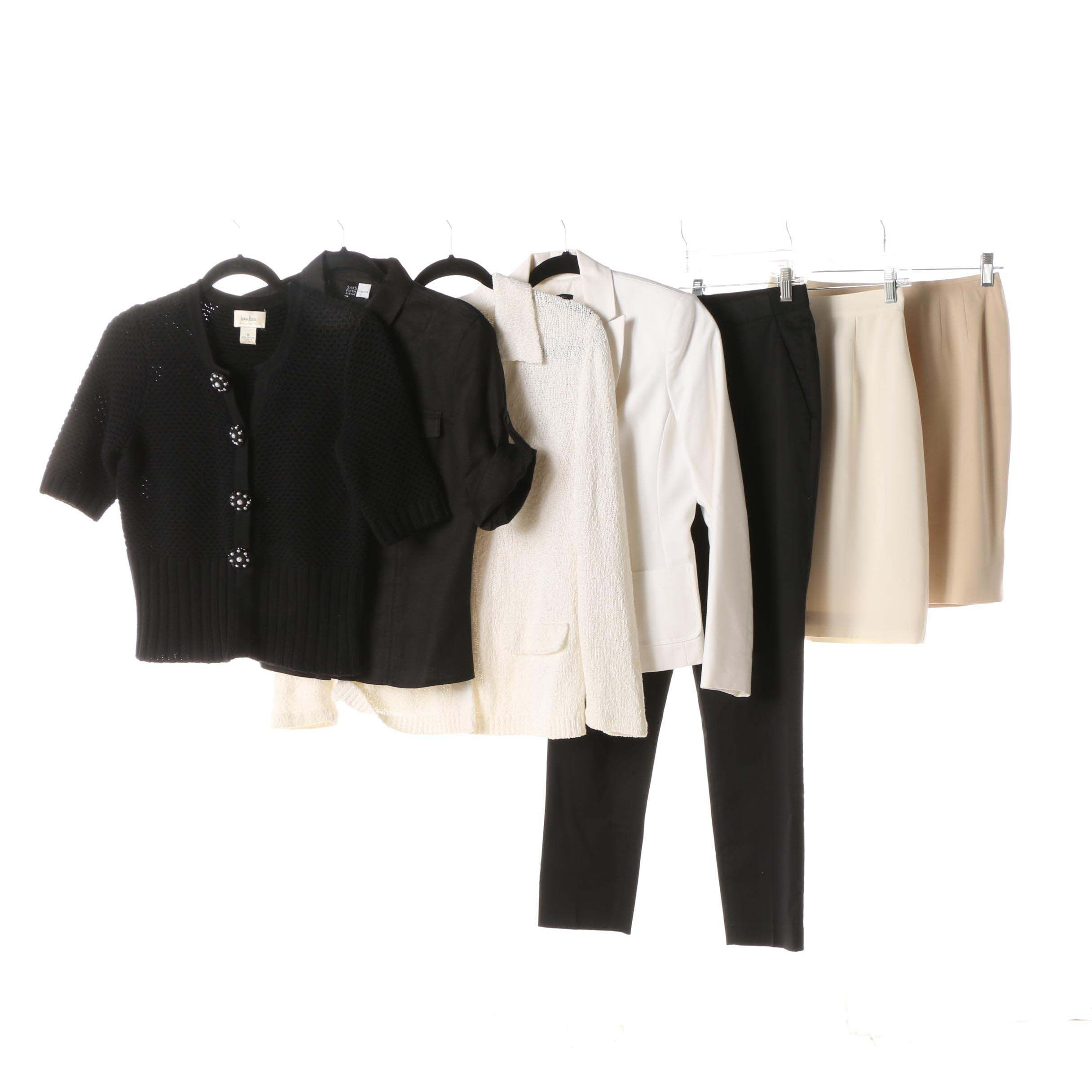 Women's Separates Including Neiman Marcus, Lafayette 148 New York and Uniqlo