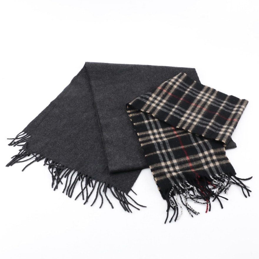 6500f6e60 Burberry and Nordstrom Cashmere Scarves : EBTH