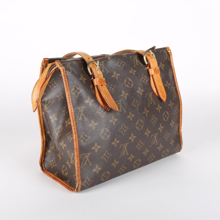 2005 Louis Vuitton Popincourt Haut Monogram Canvas Handbag
