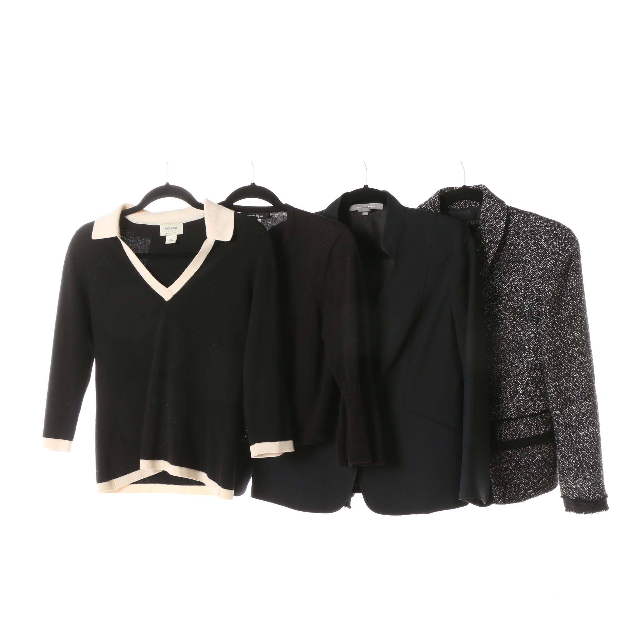 Women's Jackets and Sweaters Including Lafayette 148 New York and Nanette Lepore