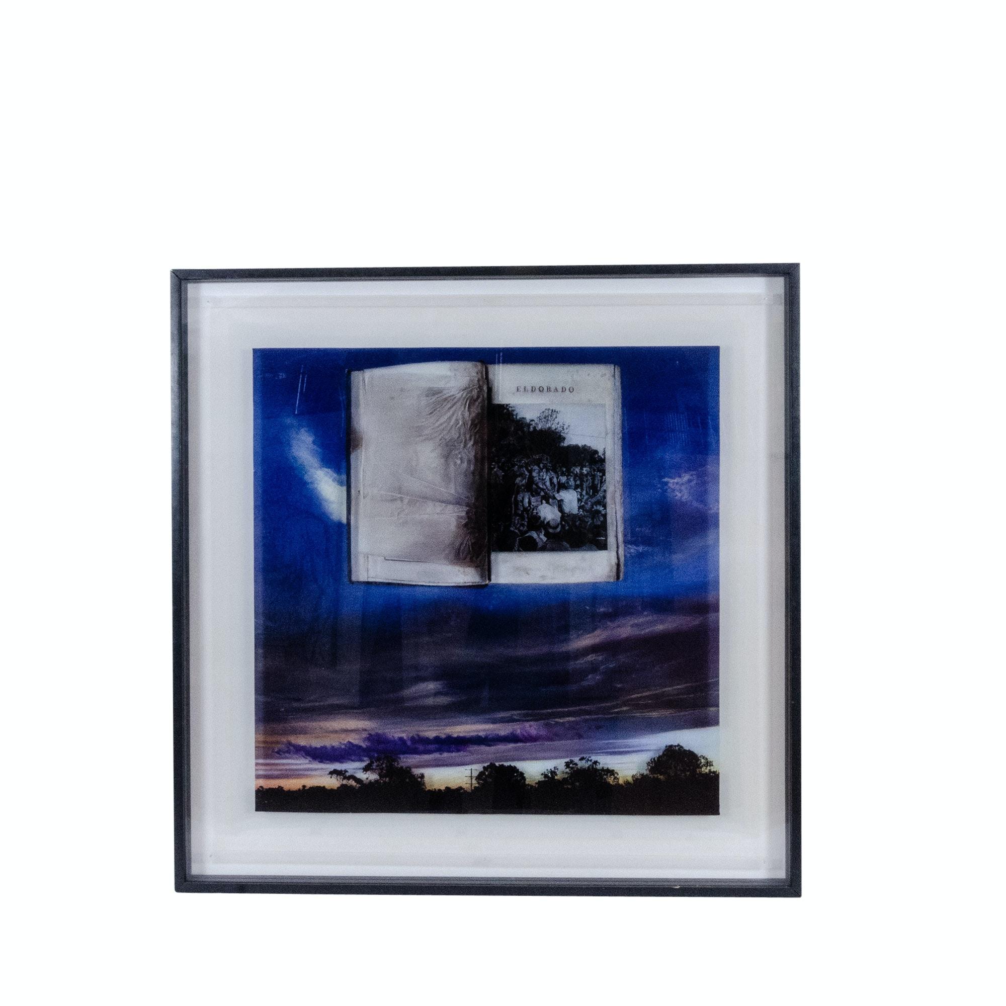 "Chas Green and Lyndell Brown Lighthet Print ""Eldorado"""
