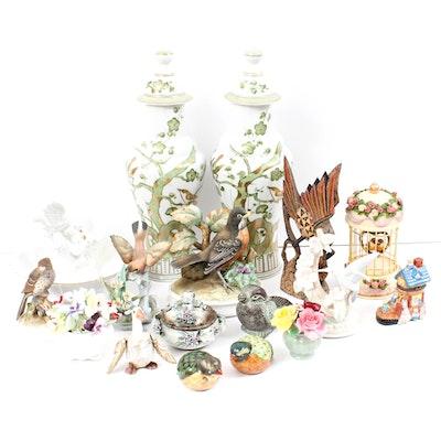 d6b71a0d1dd Ceramic Decor Including Royal Malvern