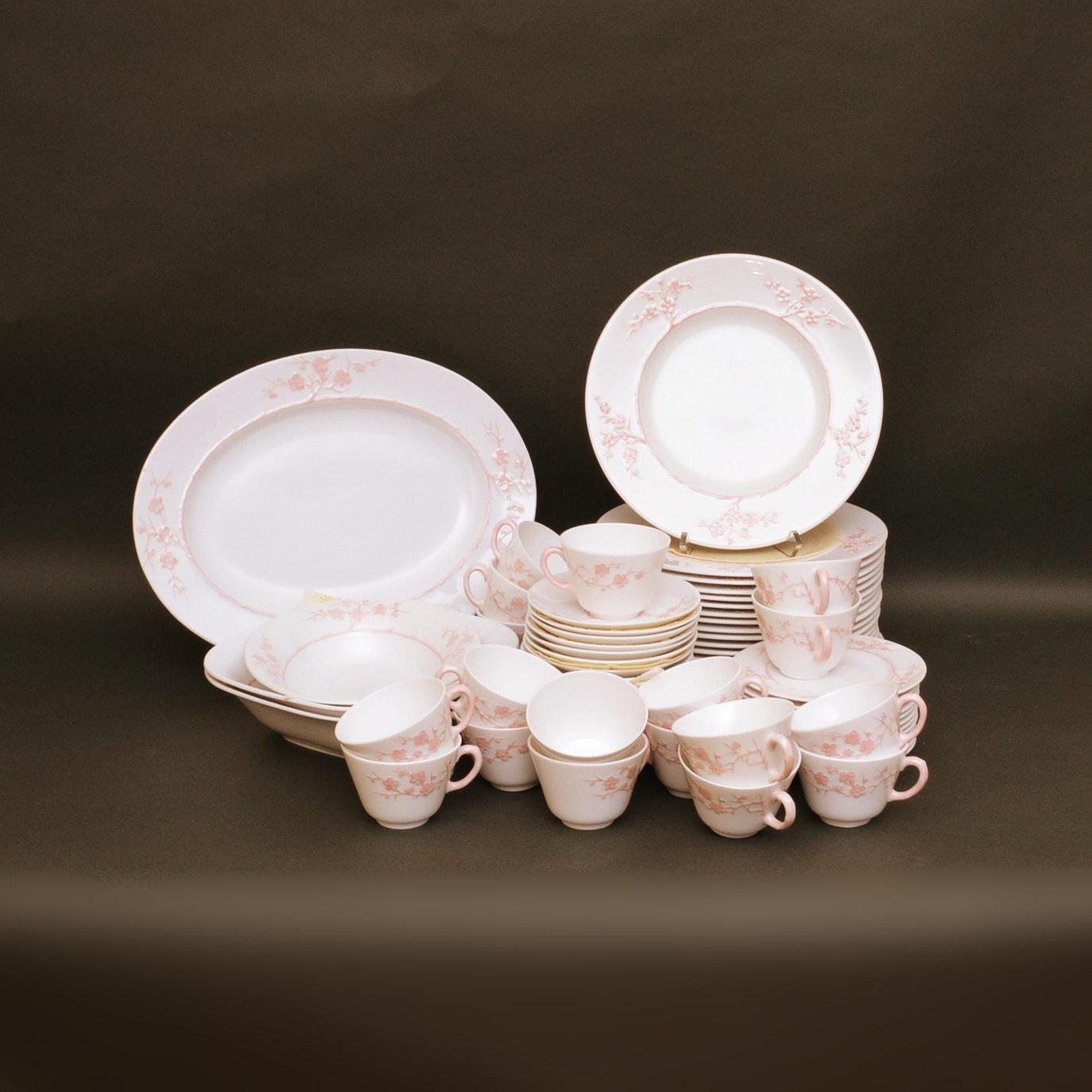 """Spode """"Blanche de Chine"""" Earthenware Tableware"""
