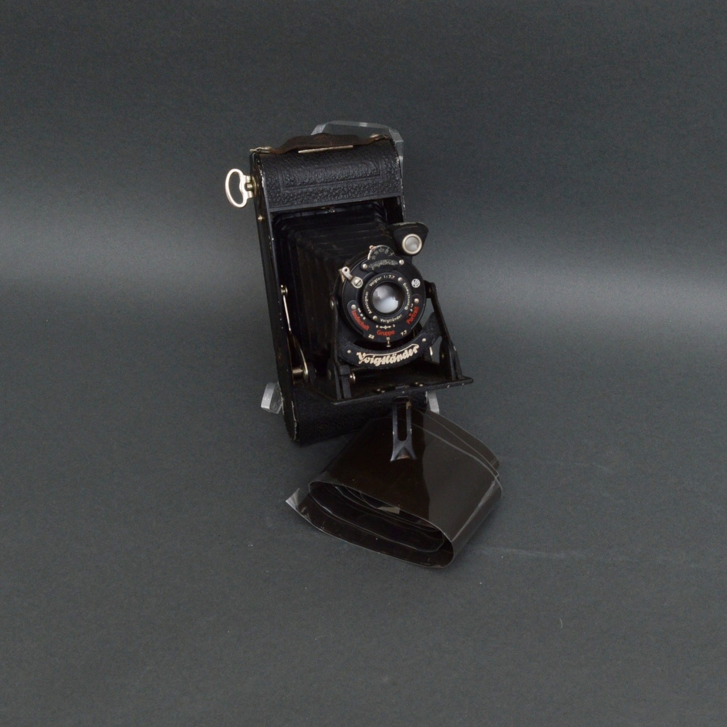 Voigtlander Bessa f/7.7 Folding Camera