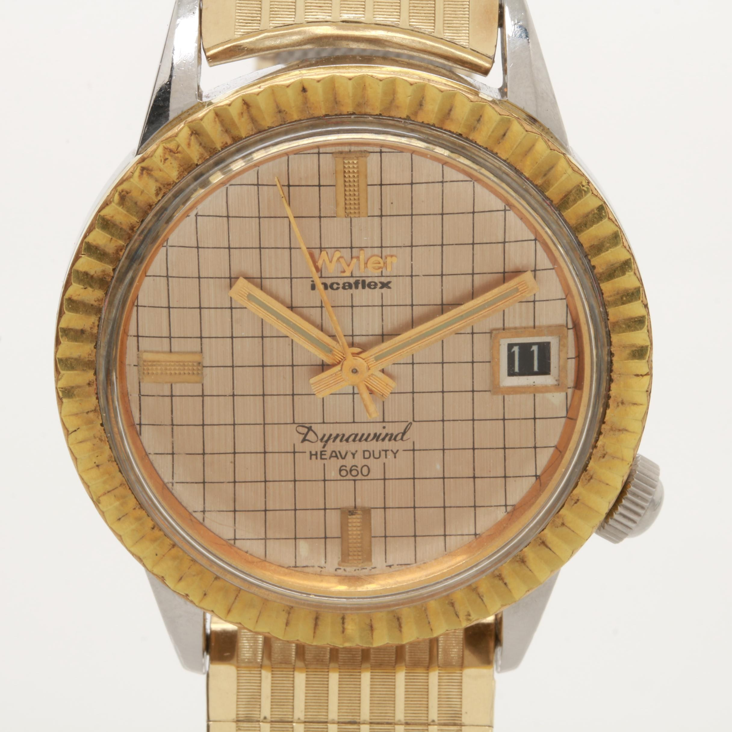 "Wyler Lifeguard ""Dynawind"" Automatic Wristwatch"