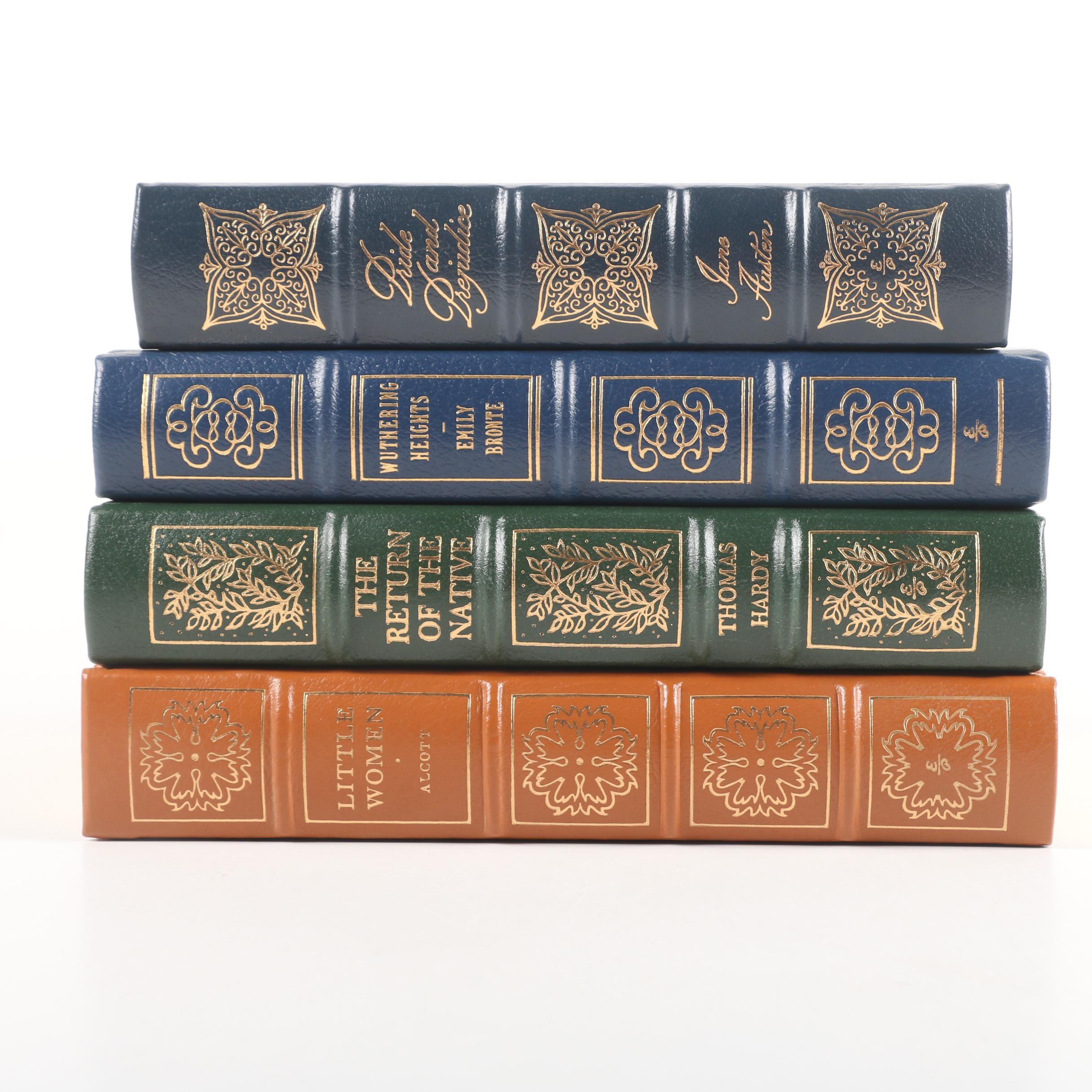"Easton Press Classics including Jane Austen's ""Pride and Prejudice"""