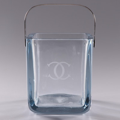 Cartier Crystal Ice Bucket