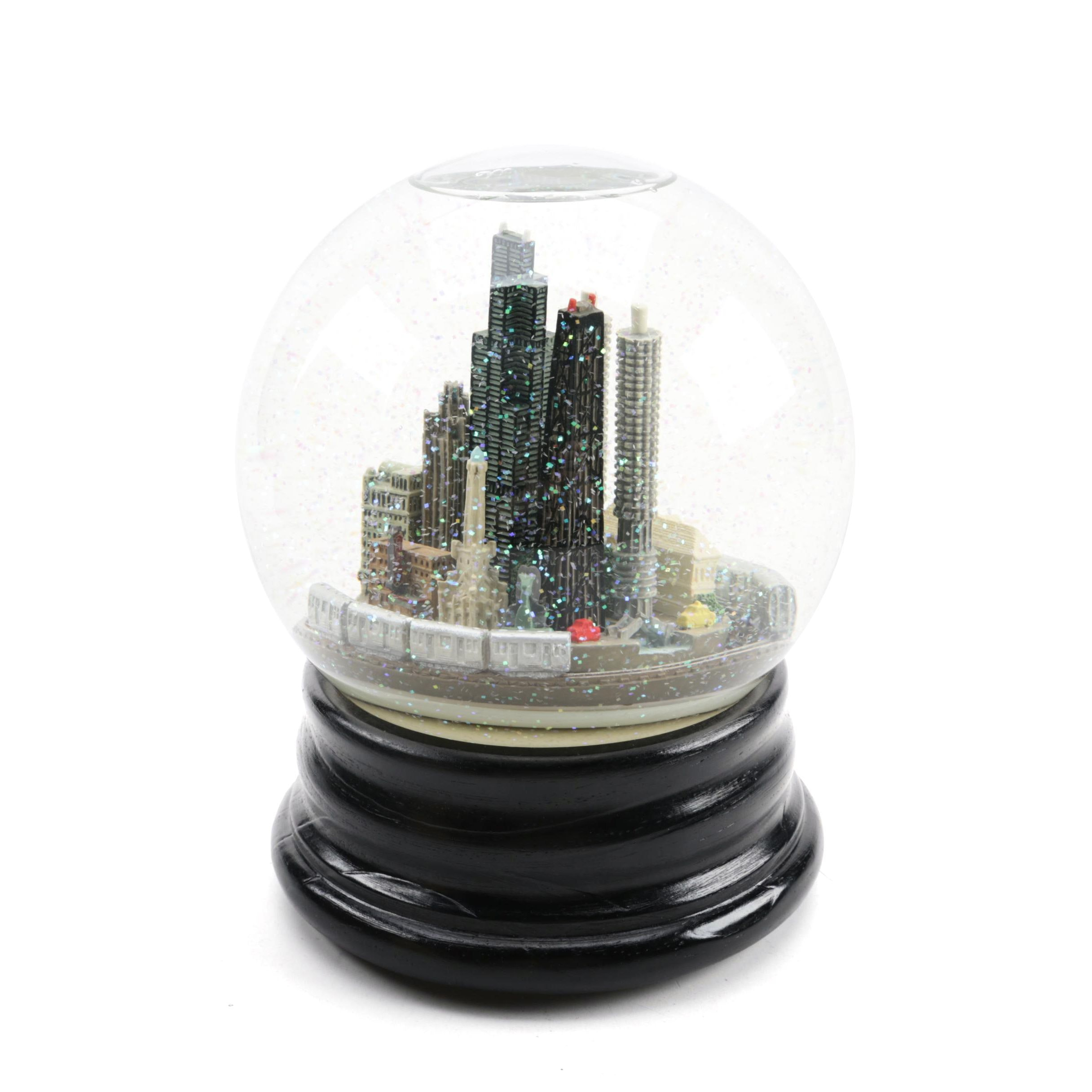 Chicago Musical Snow Globe by Saks Fifth Avenue