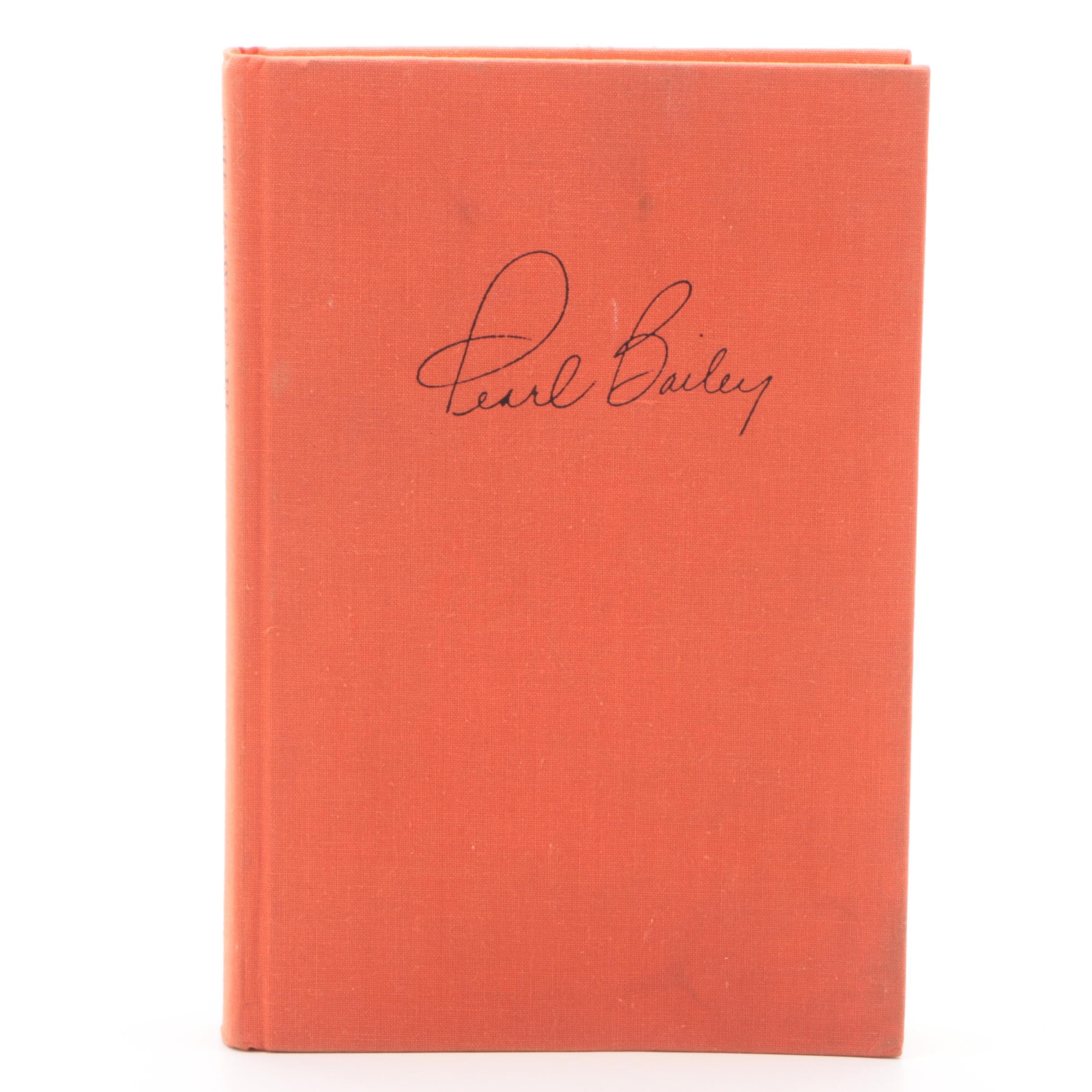 """1968 Signed """"The Raw Pearl"""" by Pearl Bailey"""