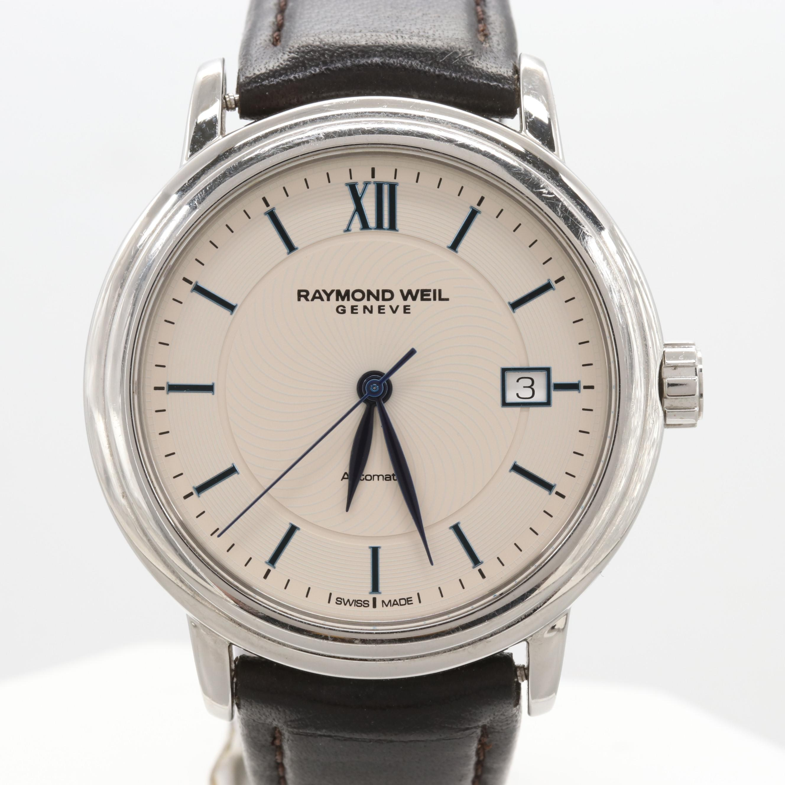 Raymond Weil Maestro Frank Sinatra Limited Edition Automatic Wristwatch