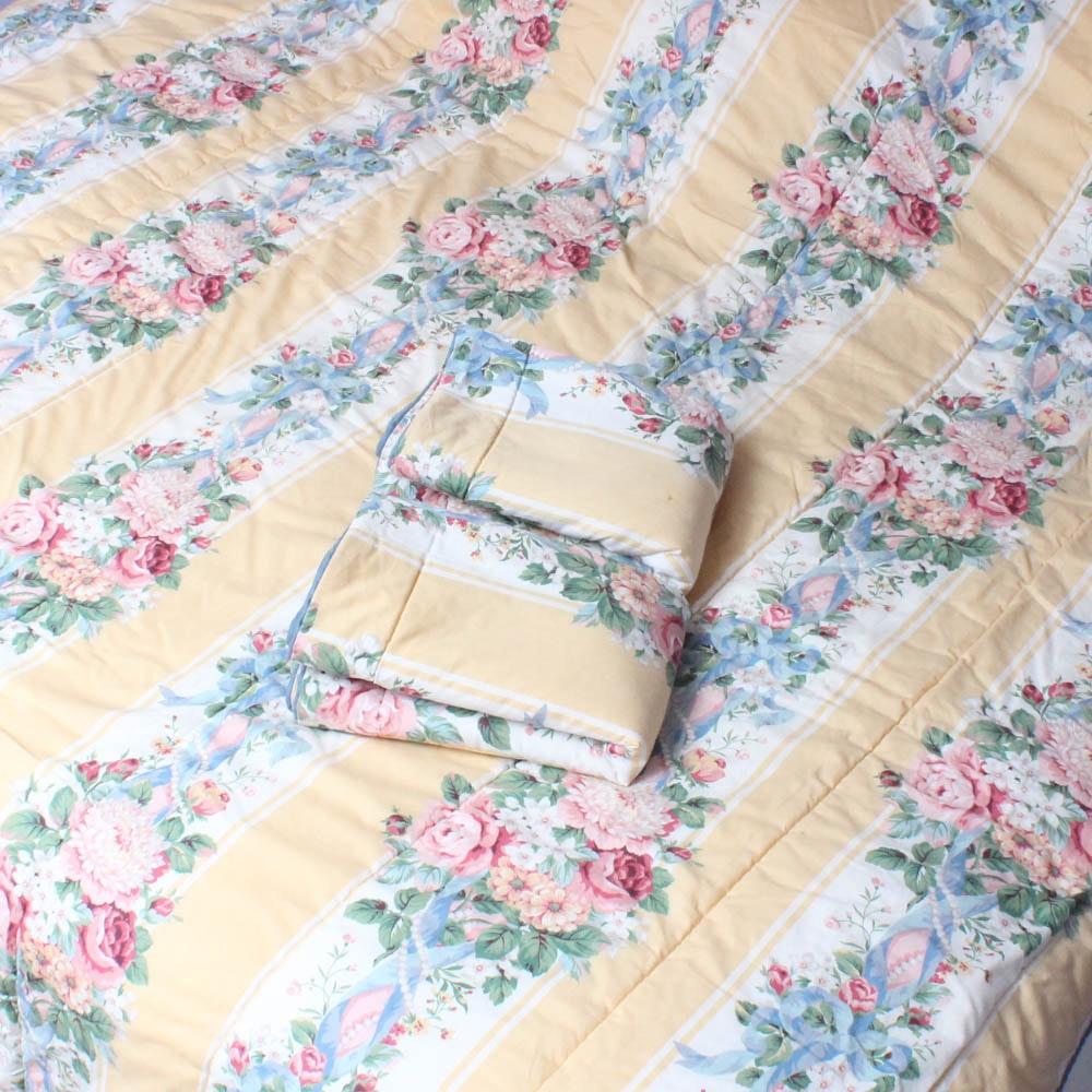 Vintage Croscill Full-Size Comforter