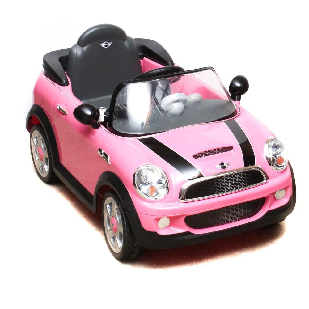 Children's Rideable Mini Cooper Play Car