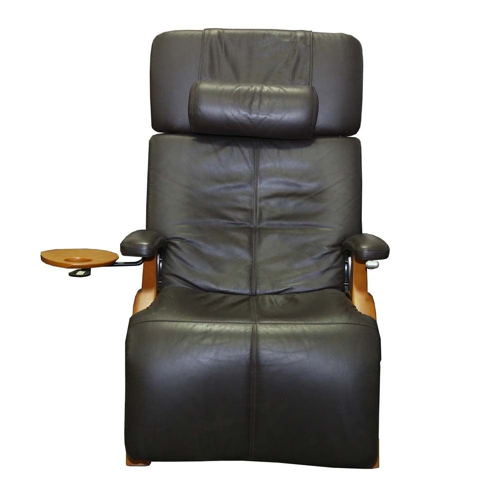 Power Perfect Chair Zero Gravity Recliner By Human Touch ...
