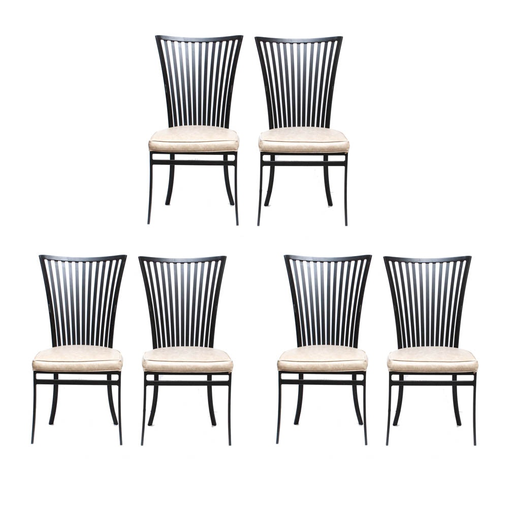 Shaver-Howard Contemporary Metal Dining Chairs