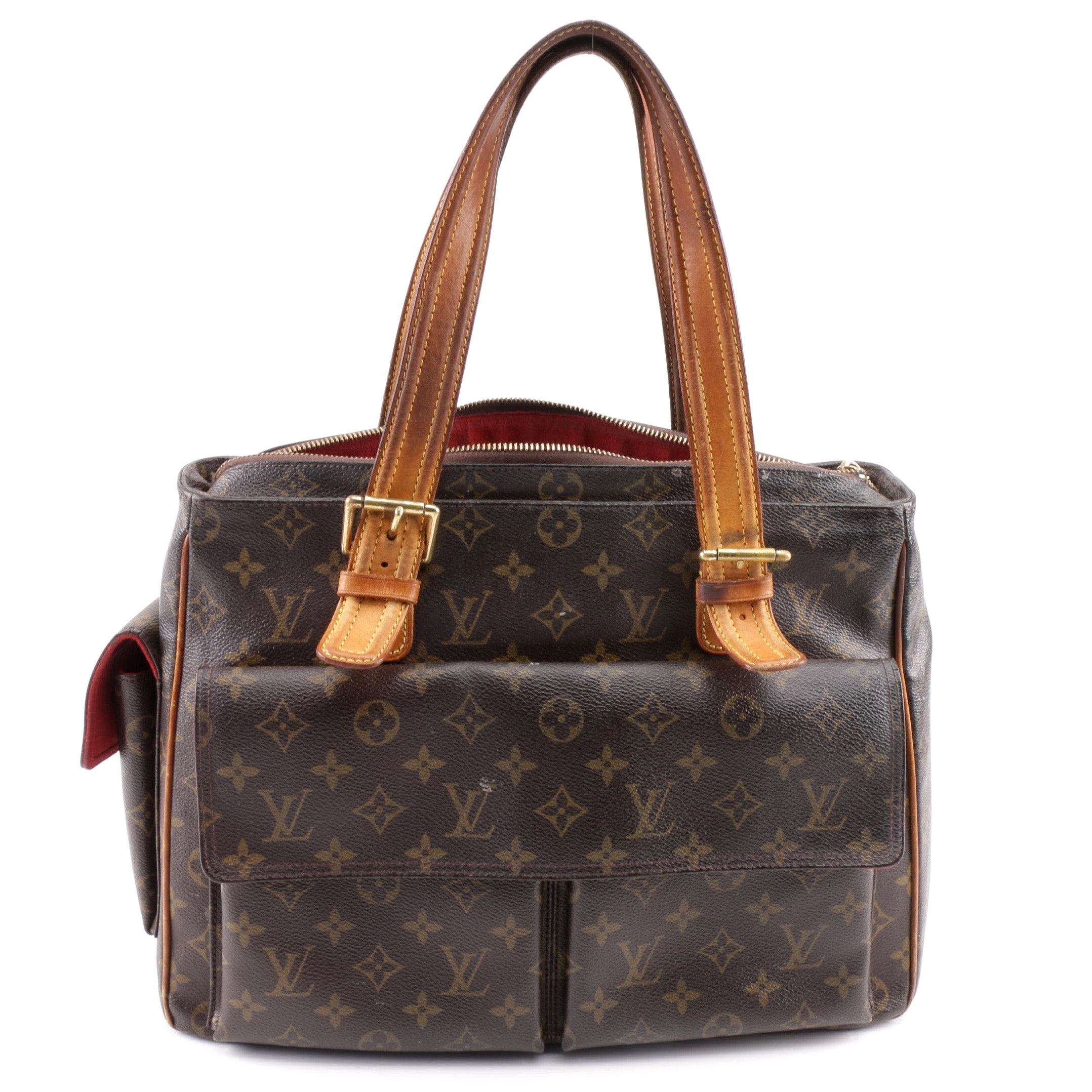 Louis Vuitton Monogram Multipli Cite Handbag