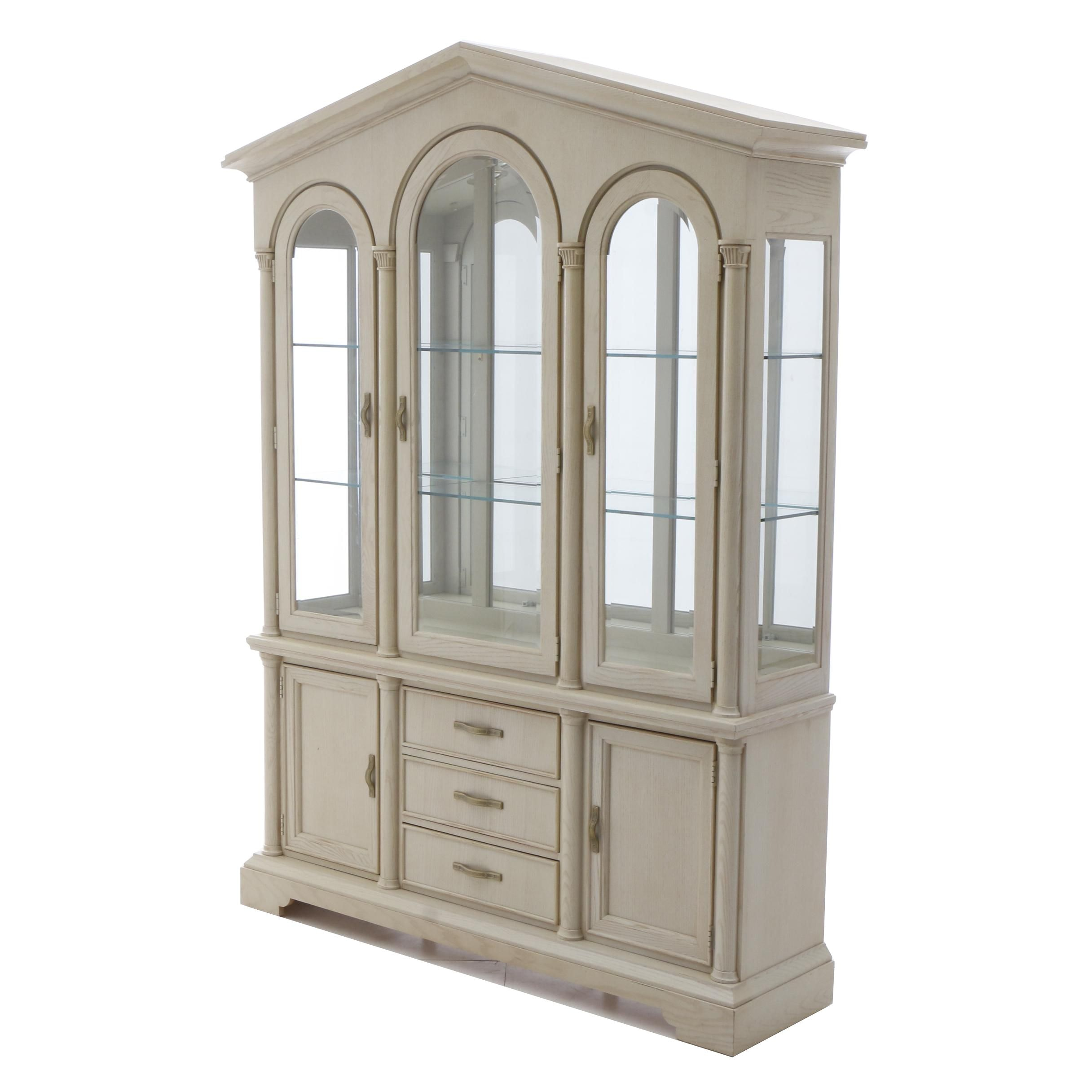 Contemporary China Cabinet by Stanley Furniture