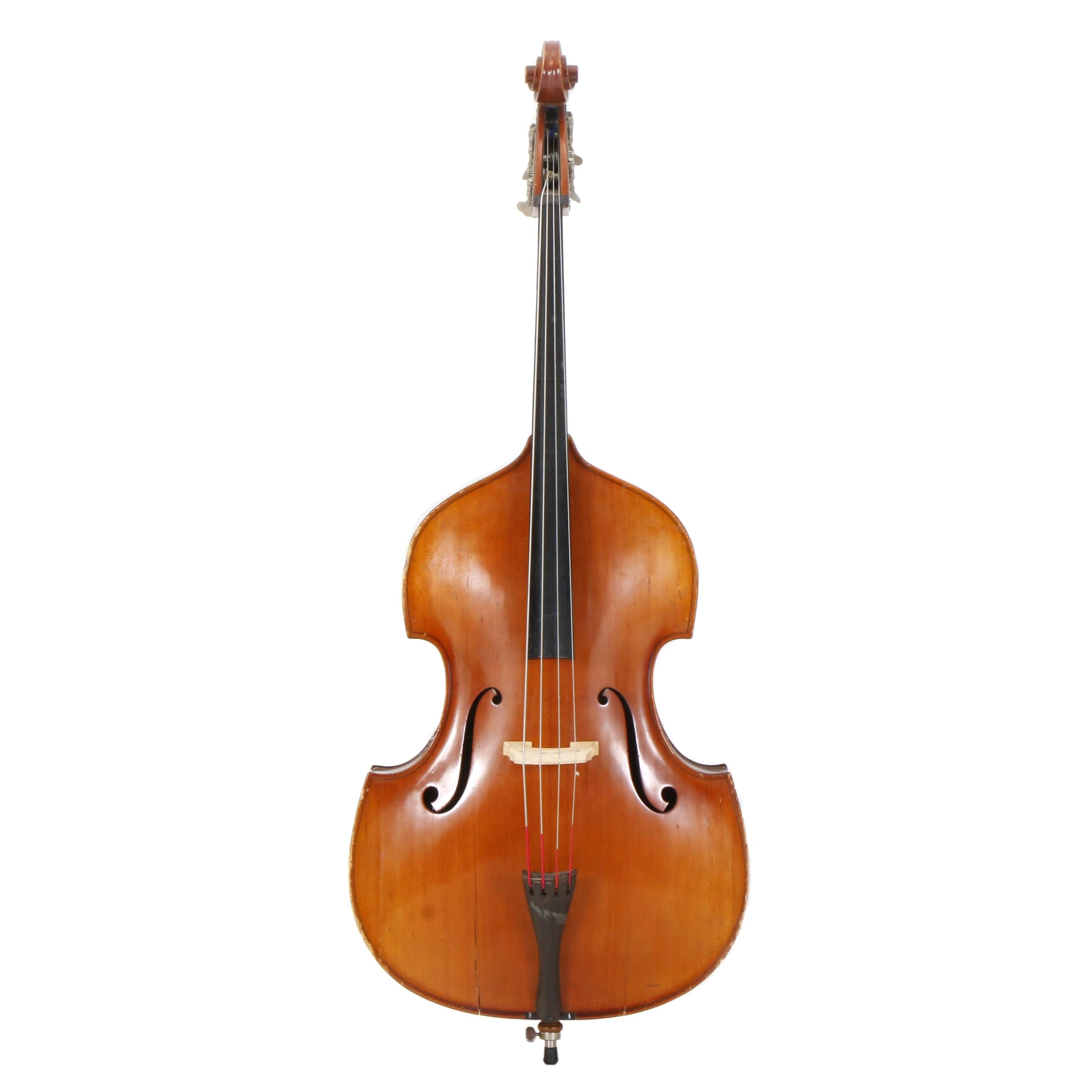 1/8 Size Karl Knilling Double Bass
