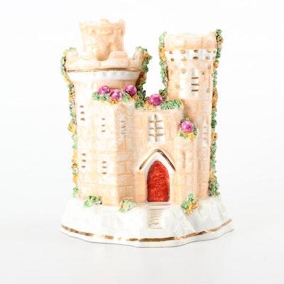 6521827d637 Staffordshire Figurine of Warwick Castle