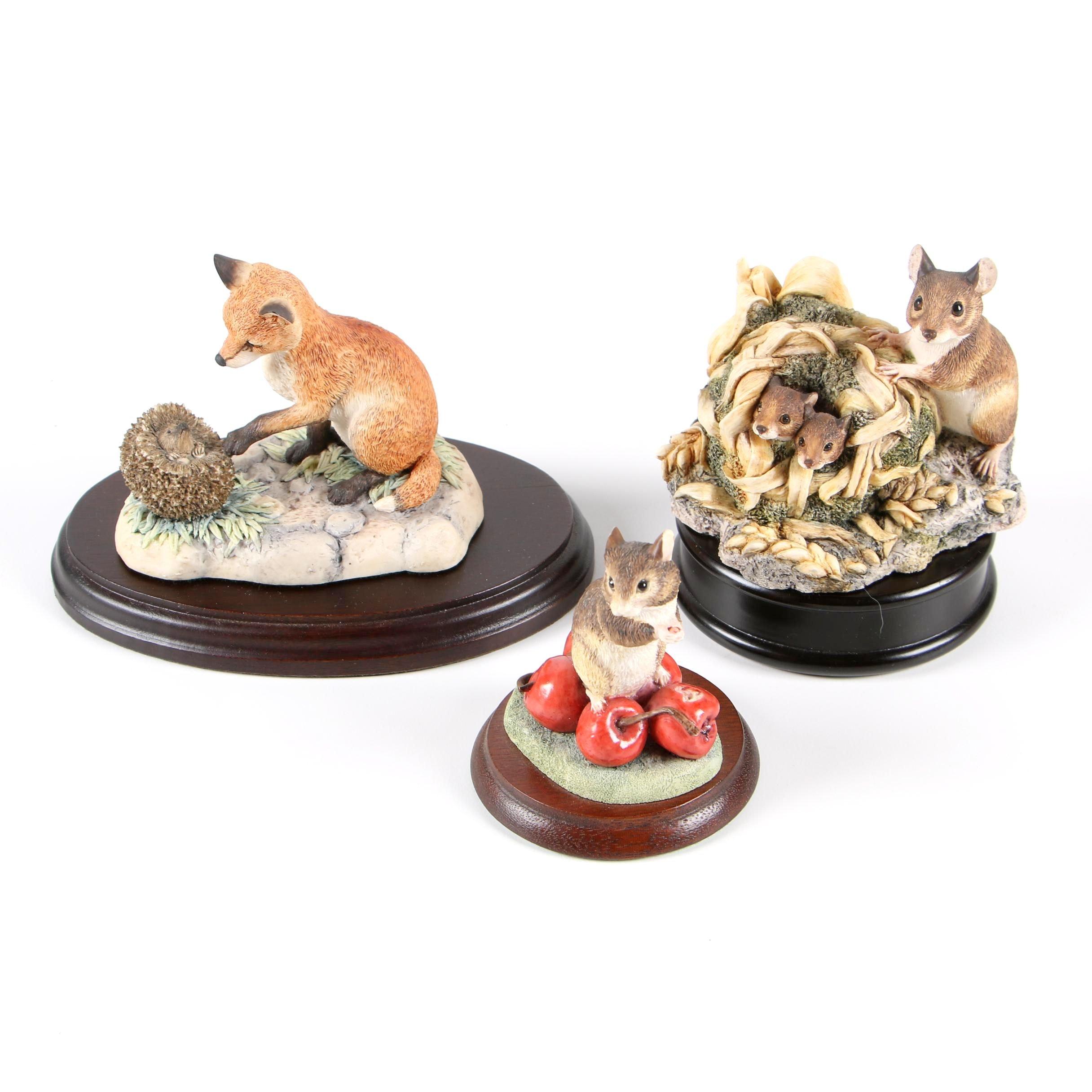Border Fine Arts Animal Figurines