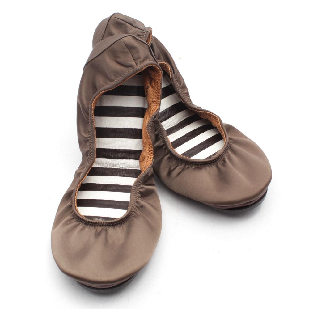 Henri Bendel Miss Bendel Ballet Flats