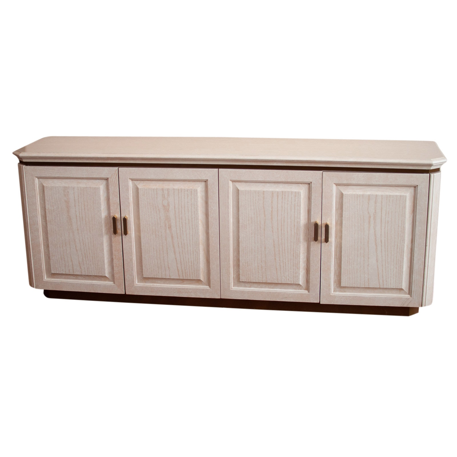 Contemporary Style Pine Sideboard by Henredon