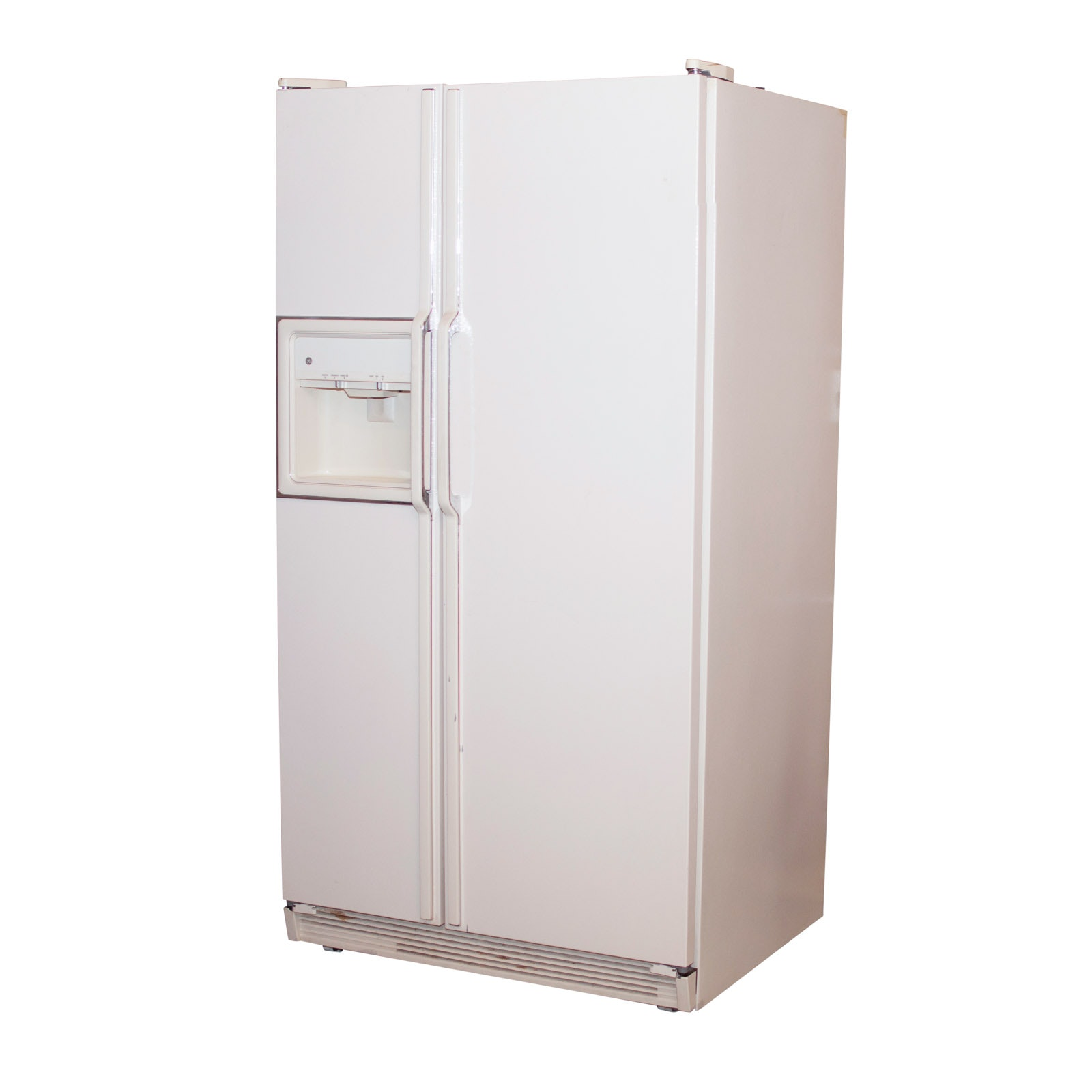 GE No Frost Refrigerator and Freezer