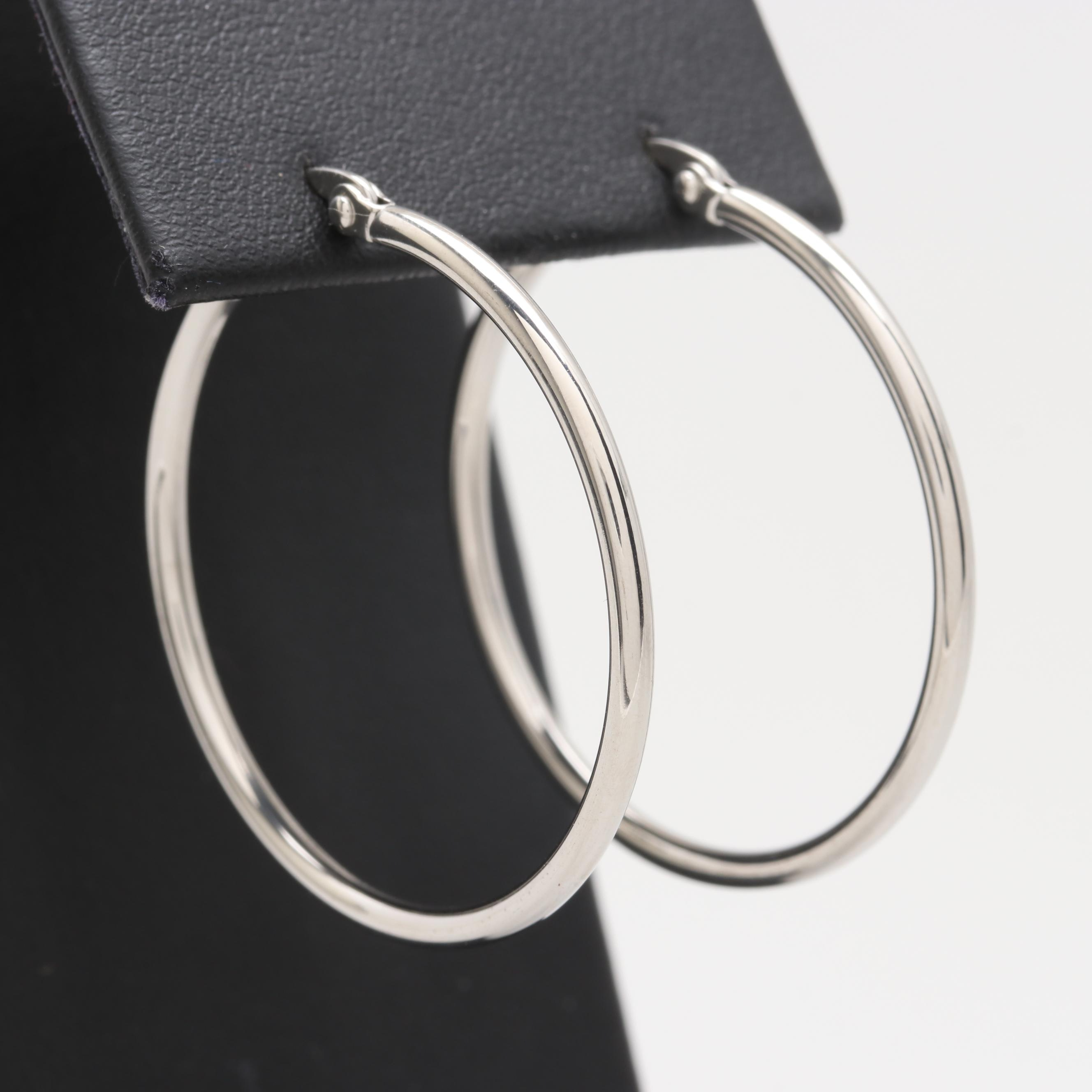 Stainless Steel Costume Hoops