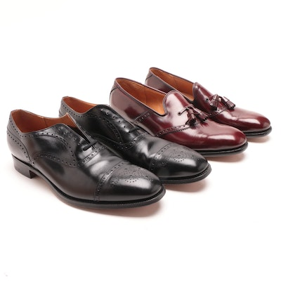 185896402a8 Men s Church s Custom Grade Leather Oxfords and Loafers