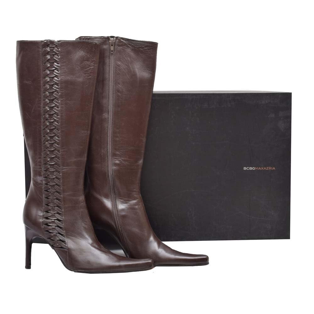 "BCBGMaxazria ""Kato"" Height Heel Boot"
