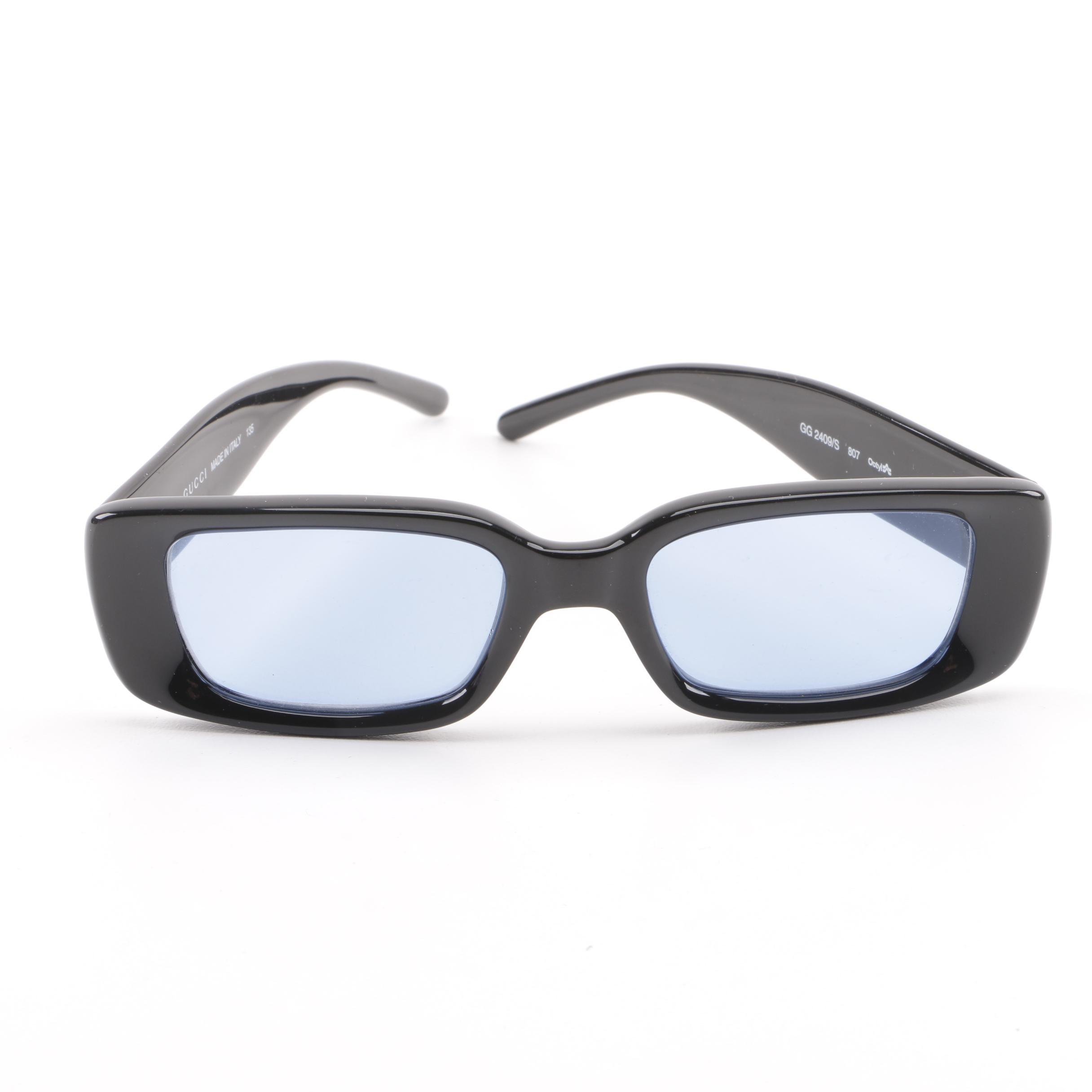Gucci GG 2409/S Rectangular Sunglasses