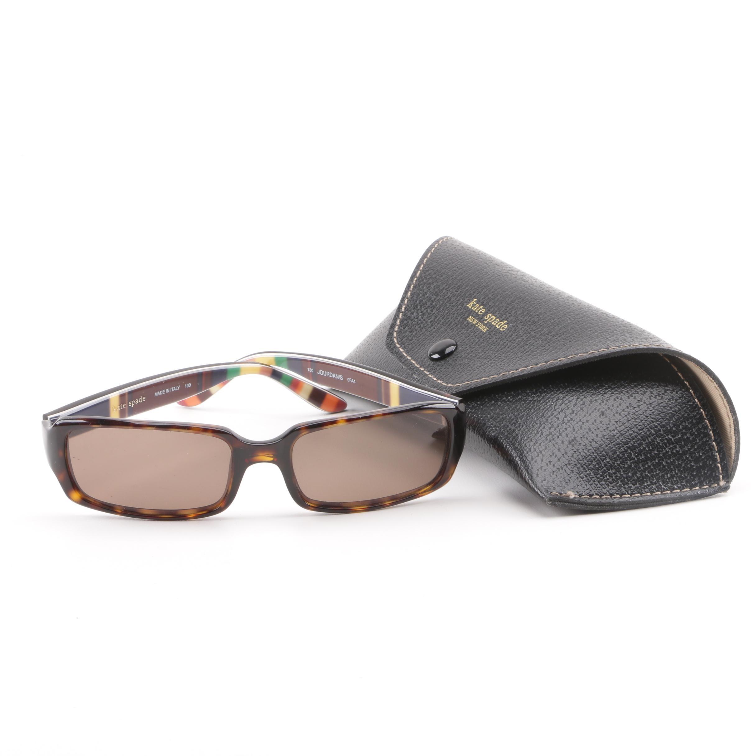 Kate Spade New York Jourdan/S Sunglasses with Case