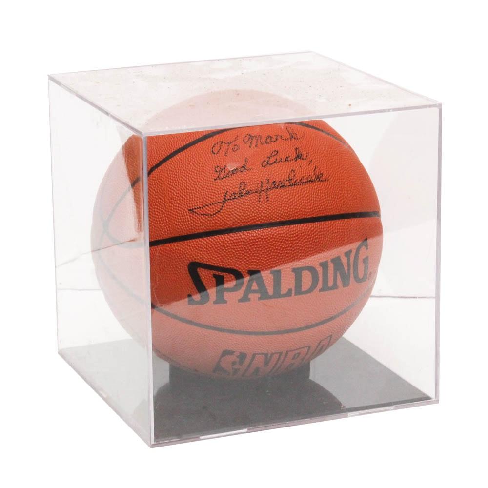 John Havlicek Signed Basketball