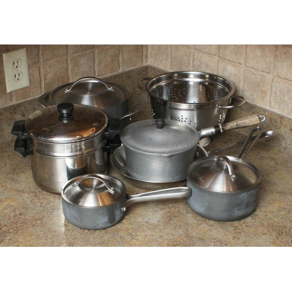 Cookware Featuring Calphalon