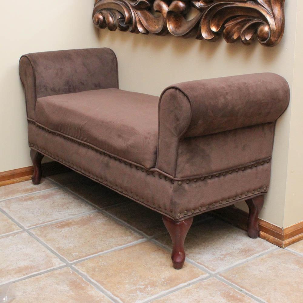 Upholstered Divan Bench