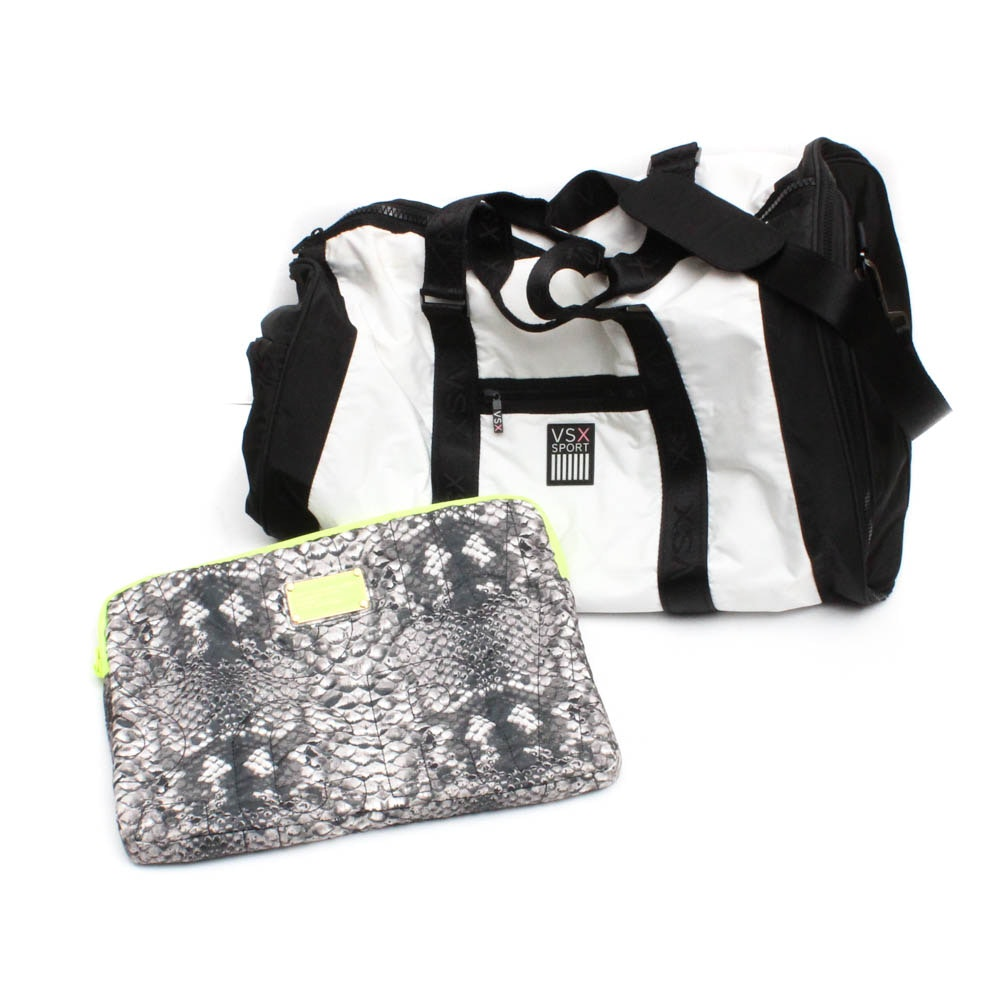 Marc by Marc Jacobs Laptop Cover and VSX Duffel Bag