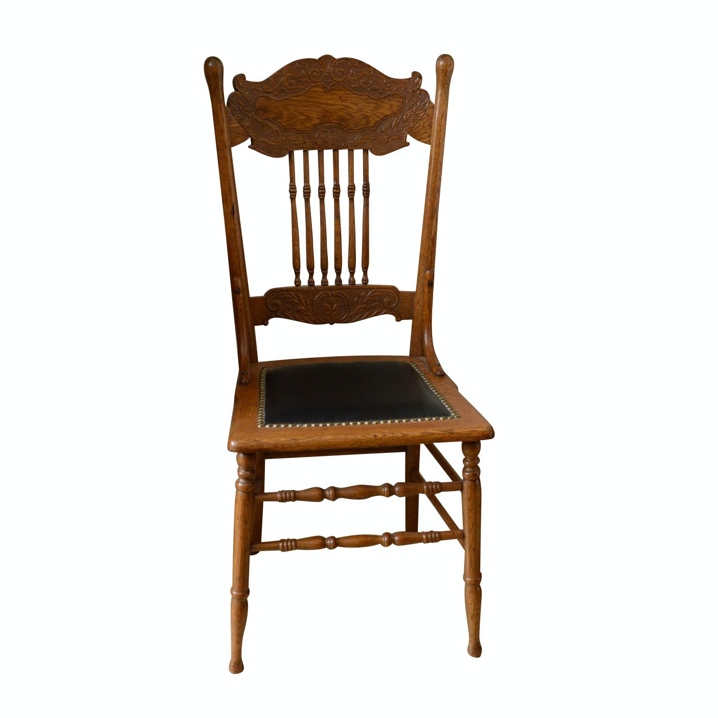 Oak Side Chair