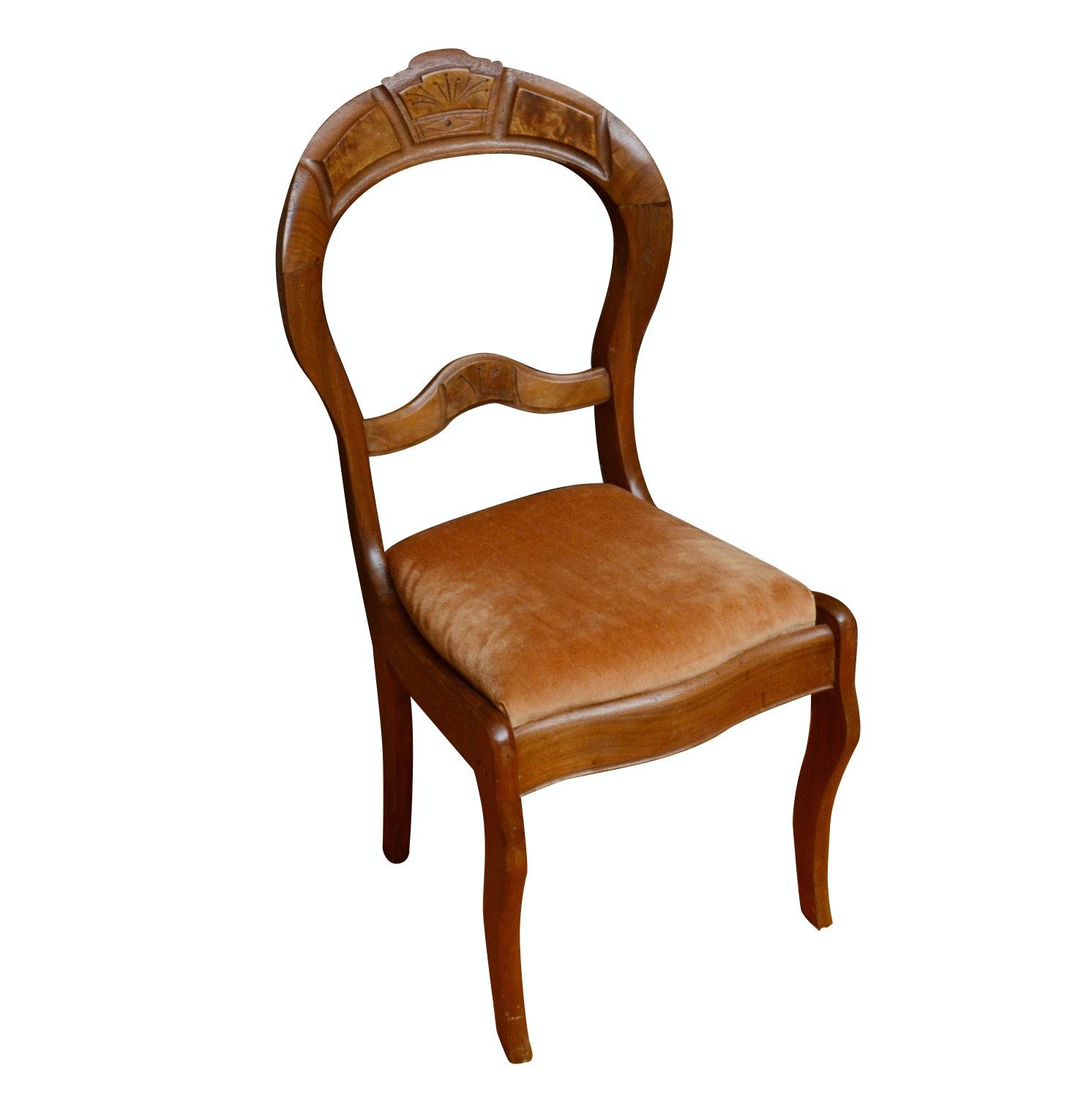 Wooden Side Chair