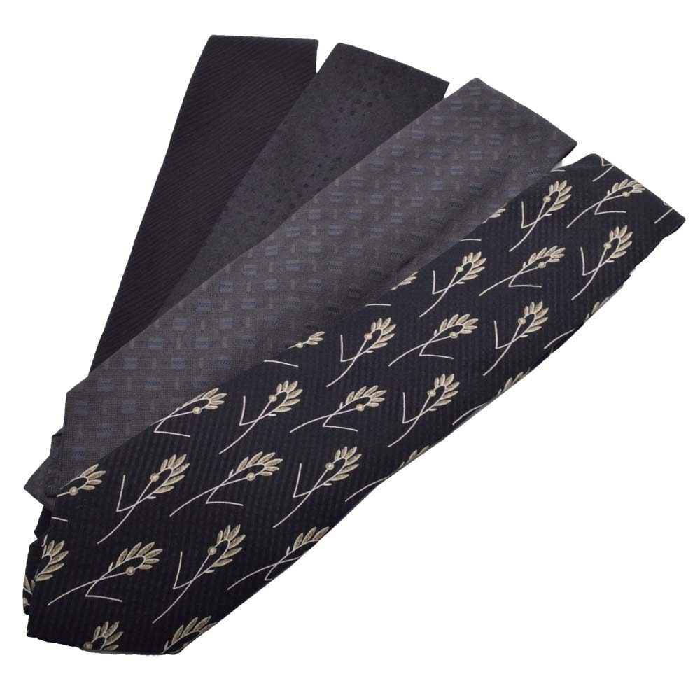 Men's Giorgio Armani Cravatte Neckties, Made in Italy