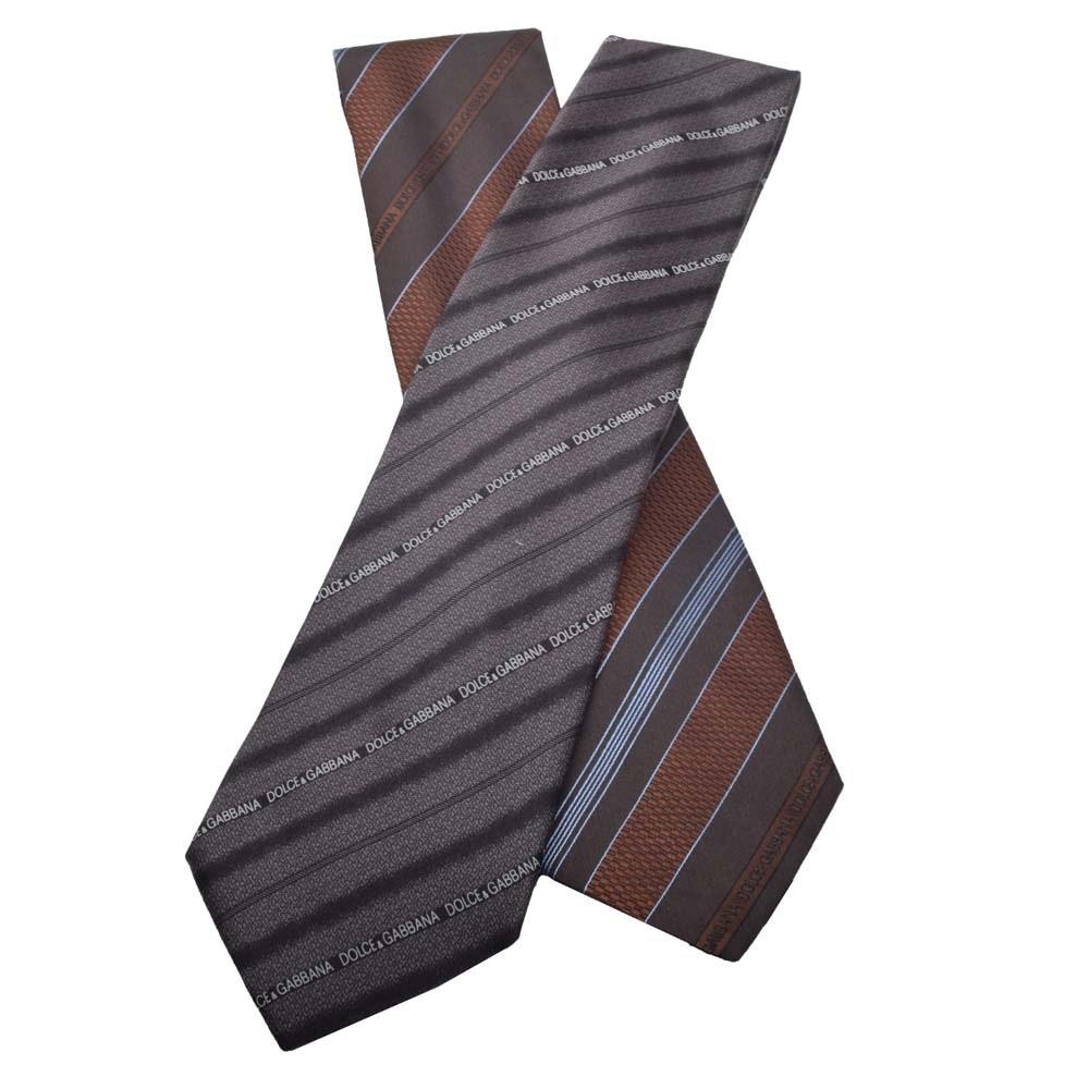 Dolce & Gabbana Silk Necktie, Made in Italy