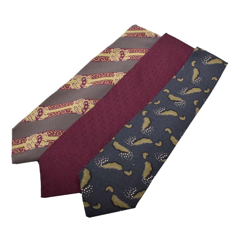 Men's Giorgio Armani Silk Ties