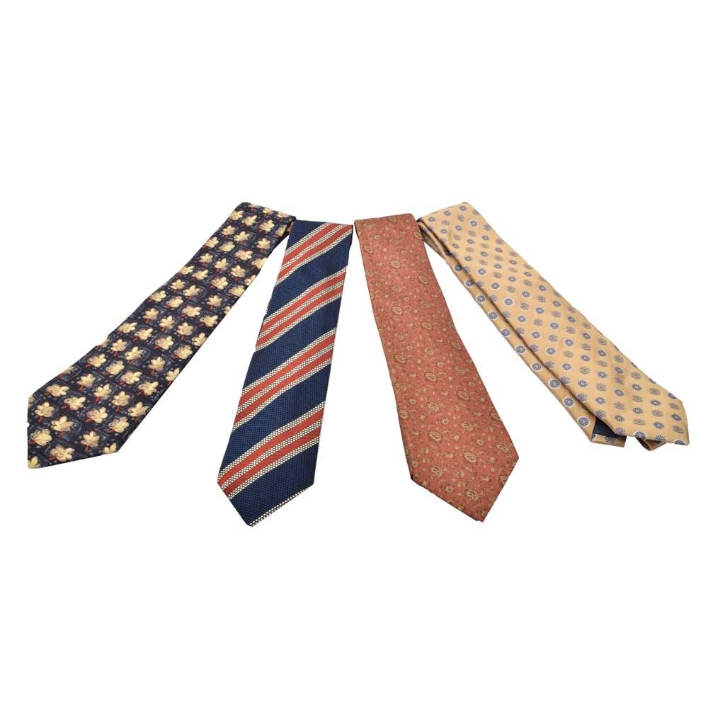 Men's Ermenegildo Zegna Silk Neckties