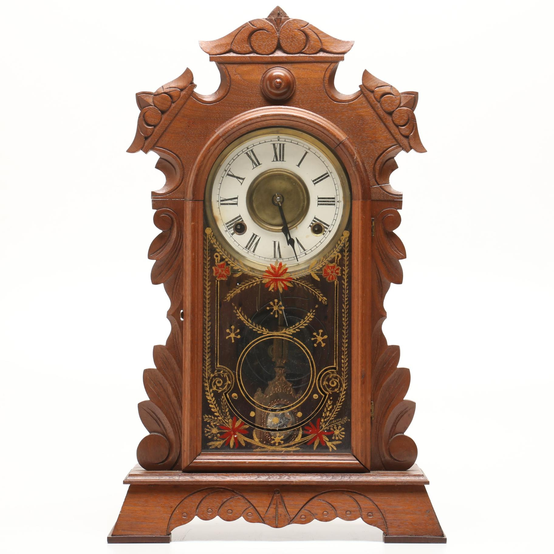 Waterbury 8-Day Mantel Clock