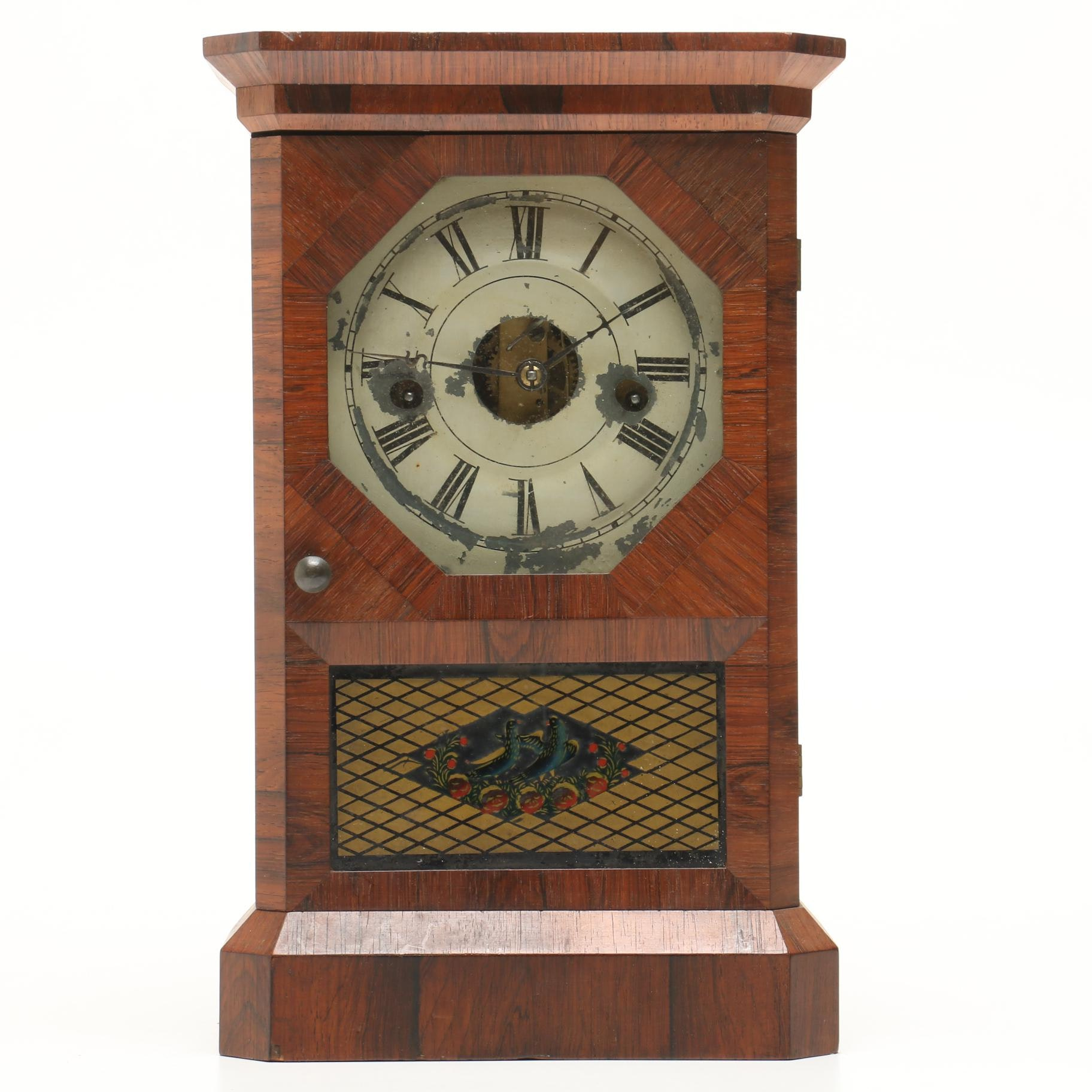 "Seth Thomas ""Plymouth Hollow"" Mantel Clock"