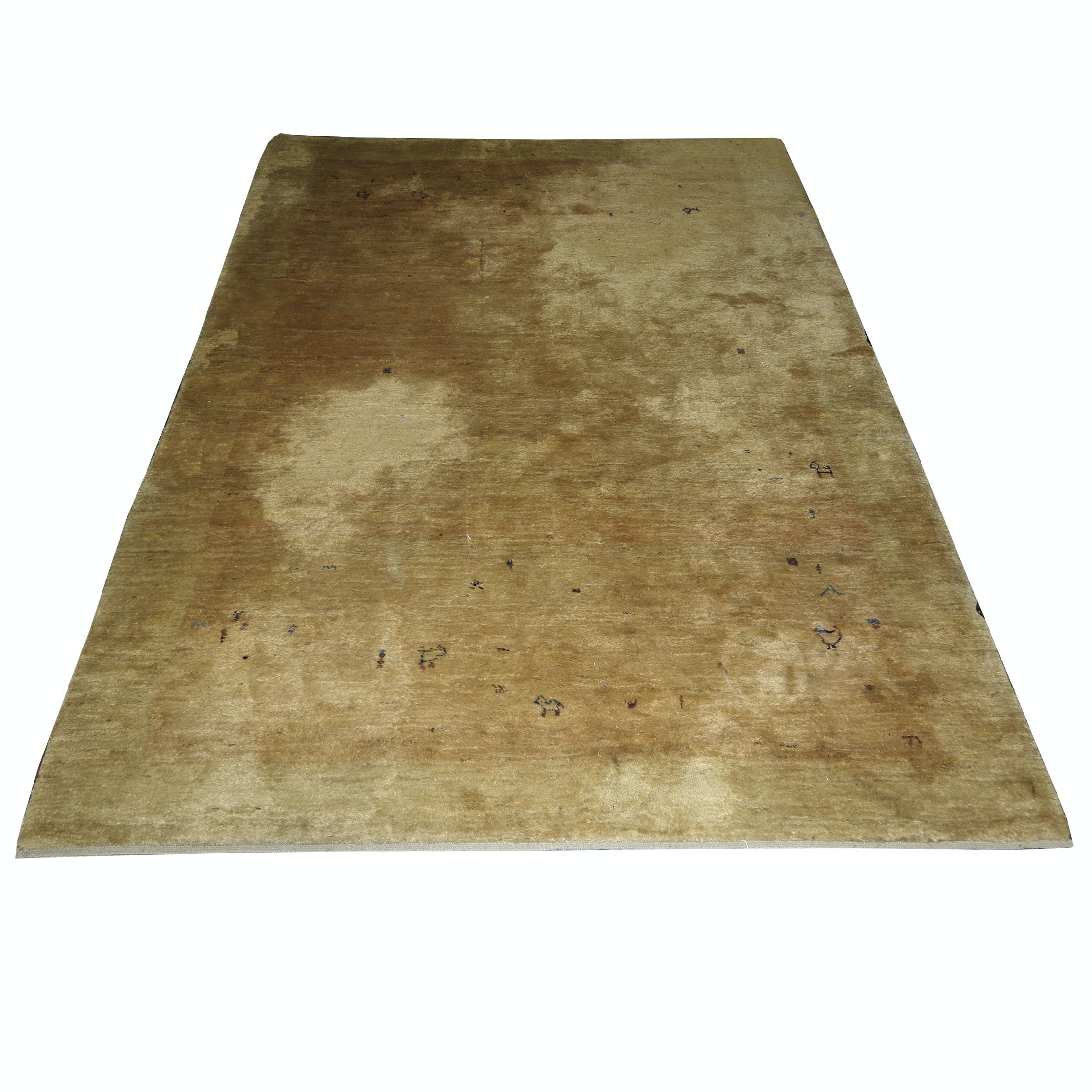 Power Loomed Indo-Persian Gabbeh Style Area Rug