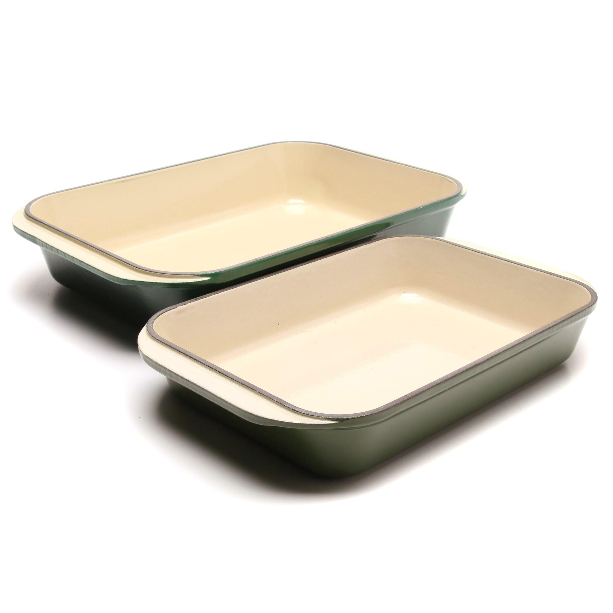 Le Creuset Cast Iron Casserole Bakeware