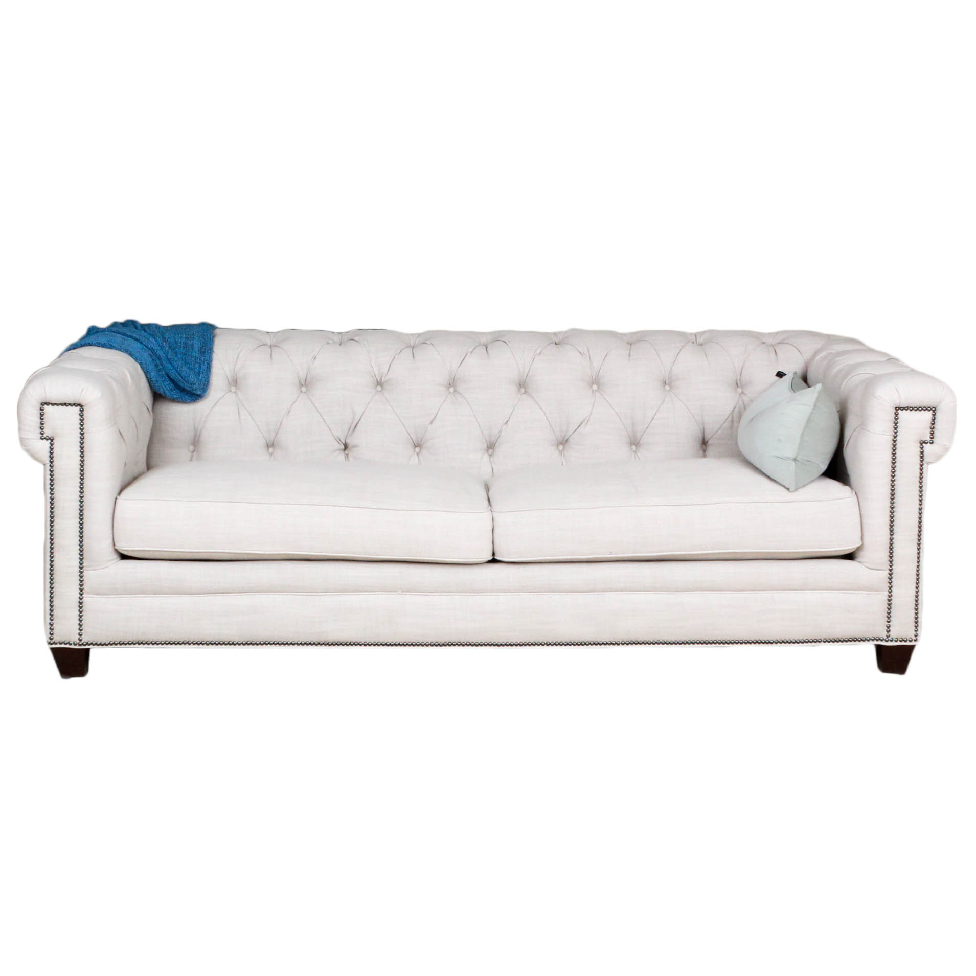 Tufted Sofa by Hooker Furniture