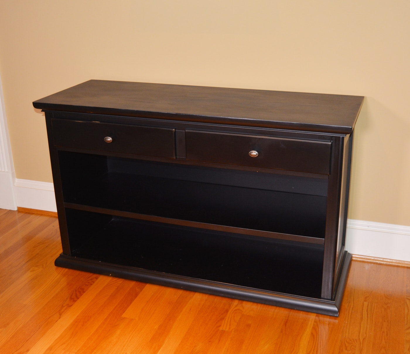 Contemporary Quot New Nantucket Quot Media Console And Wall